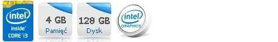 Intel NUC BOXD34010BAJH2