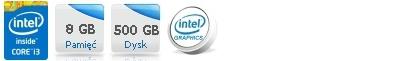 Intel NUC BOXD34010BB5H3