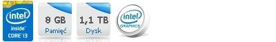 Intel NUC BOXD34010BBNH2