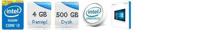 Intel NUC BOXD34010CA5H2