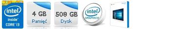 Intel NUC BOXD34010CA6H3