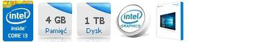 Intel NUC BOXD34010CA8H2