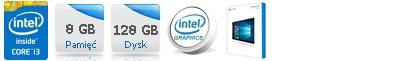 Intel NUC BOXD34010CBJH3