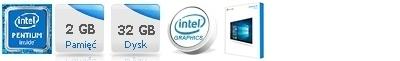 Intel NUC BOXNUC5PX2H0AJ
