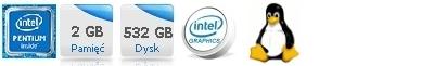 Intel NUC BOXNUC5PX3H0AJ