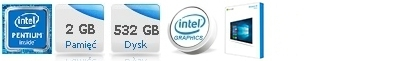 Intel NUC BOXNUC5PX4H0AJ